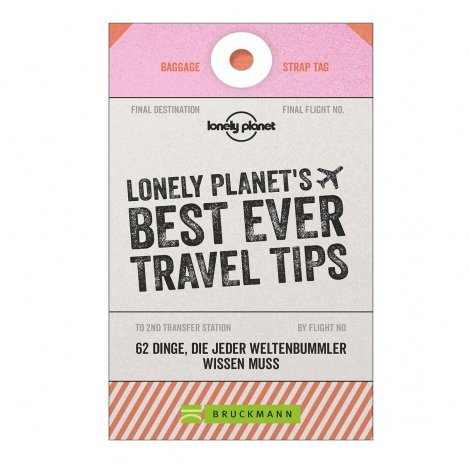Hauptbild: Lonely Planets-Best ever Travel Tips