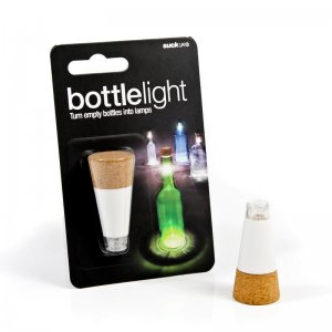 Bottlelight mit USB Stick
