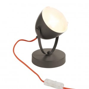 Tischlampe Spot Taupe