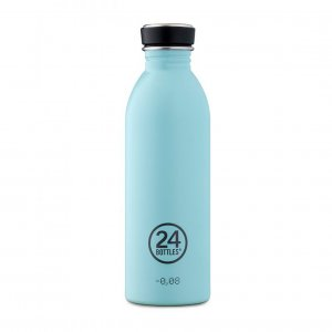 Trinkflasche 24 Bottles Cloud Blue
