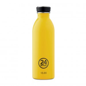 Trinkflasche 24 Bottles Taxi Yellow
