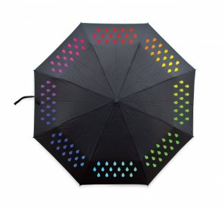 Colour change Umbrella - Regenschirm