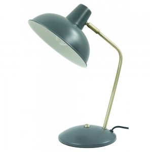 Metalllampe Tori Anthrazit