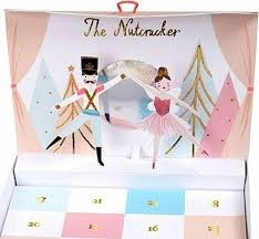 The Nutkracker Schmuck Adventskalender