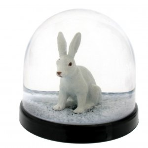 Wonderball white rabbit