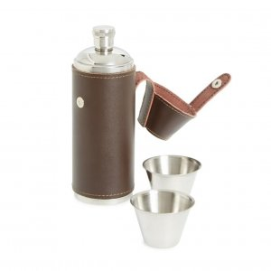 Camping Flask Set/ Flachmann Set