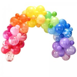 Ballon Arkade Rainbow