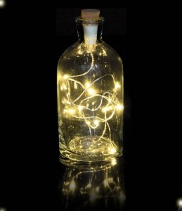 Bottle String-Light clear