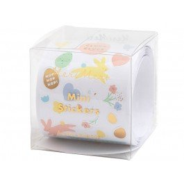 Mini Stickers Rolle Ostern