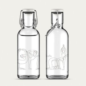 Trinkflasche Fill me Yoga 6dl