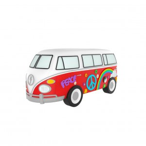 Powerbank Hippie Van