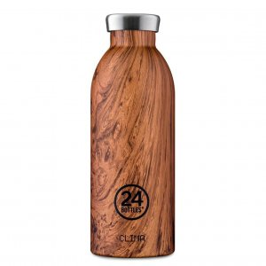 Thermosflasche 24 Bottles Clima Wood 500ml