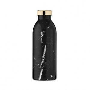 Thermosflasche 24 Bottles Clima Black Marble