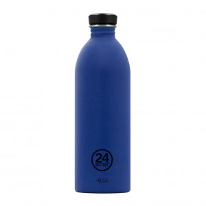 Trinkflasche 24 Bottles Gold Blue