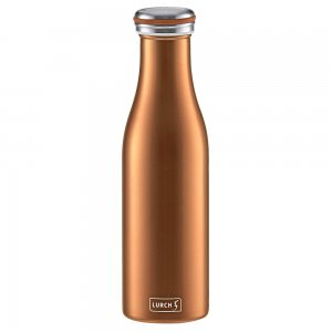 Lurch Isolierflasche  500ML Bronze