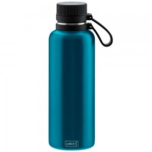 Lurch Isolierflasche Outdoor 1000ML Wasserblau