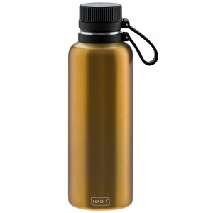 Lurch Isolierflasche Outdoor 1000ML Columbia gold