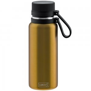 Lurch Isolierflasche Outdoor 500ML Columbia gold