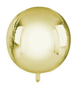 Balloon Gold Orb