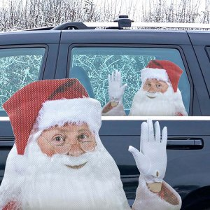 Ride With The Santa Claus