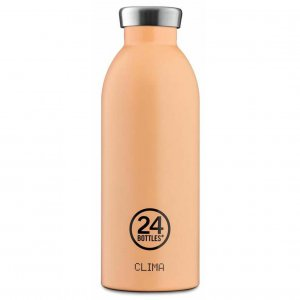 Thermosflasche 24 Bottles Clima Peach orange 500ml