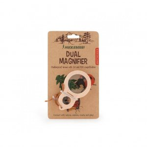 Huckleberry Dual Magnifier/Doppellupe