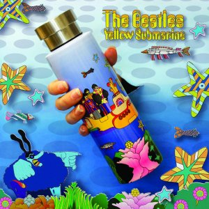 Thermosflasche Beatles Yellow Submarine