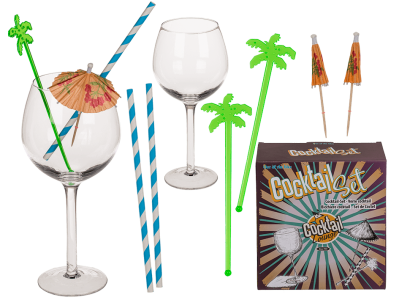 Cocktailglas-Set