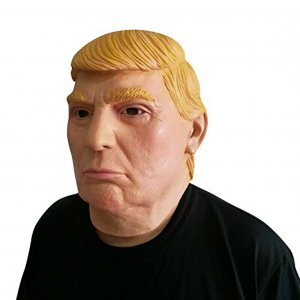 Latex Maske Donald Trump