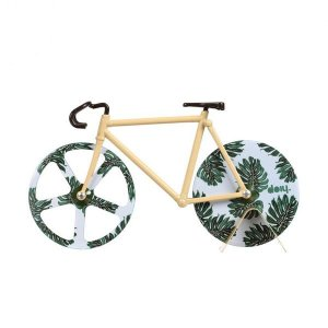 Fixie Pizza Cutter Tropical Vintage
