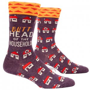 Herrensocken Butthead of Household