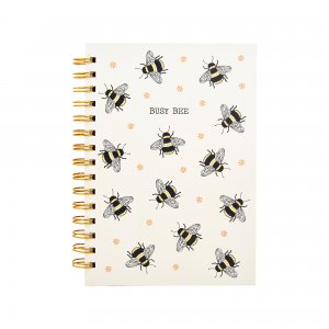 Notizbuch A5 Busy Bees