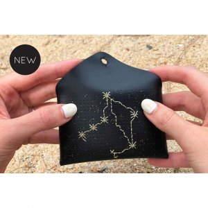Stitch your Star Sign purse/Sticke deine Sternzeichen Portemonnaie
