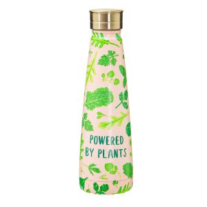 Thermosflasche Powered by plants