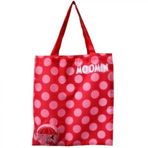 Recyclete polyester Tasche Moomin