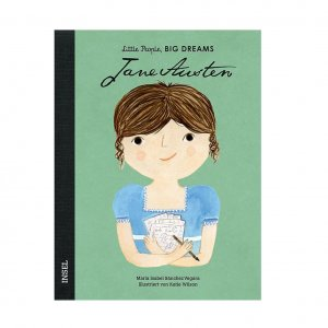Jane Austen Little People, Big Dreams. Deutsche Ausgabe