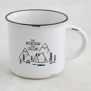 Tasse The Mountains are calling