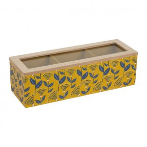 Teebeutel Box Vegetal Girly