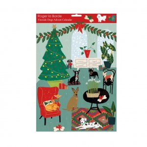 Adventskalender Fireside Dogs