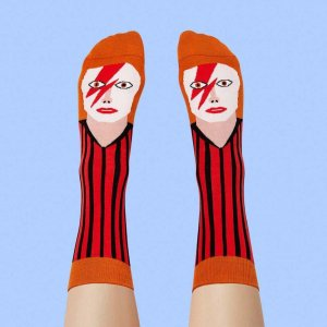 Chattyfeet - David Toewie - Motivsocken