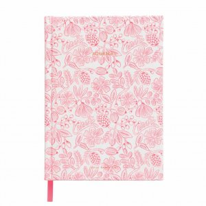 Rifle Paper Fabric Journal Moxie Floral