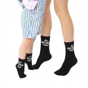 Teamsocken Vater/Mutter/Kind Big Boss/Little Boss