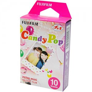Instax Mini Film Candy Pop 10 Blatt